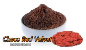 Bubuk Minuman – Choco Red Velvet